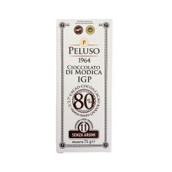 Peluso Senza aromi 80%